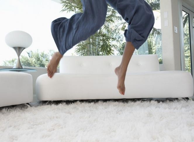 Home DIY: Φτιάξε υπέροχο καθαριστικό για φρέσκο και πεντακάθαρο χαλί!