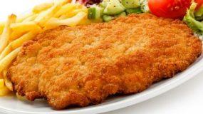 Συνταγη για Τραγανό κοτόπουλο με παρμεζάνα