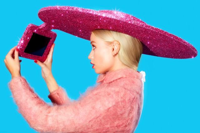 Ένα σομπρέρο για... selfies