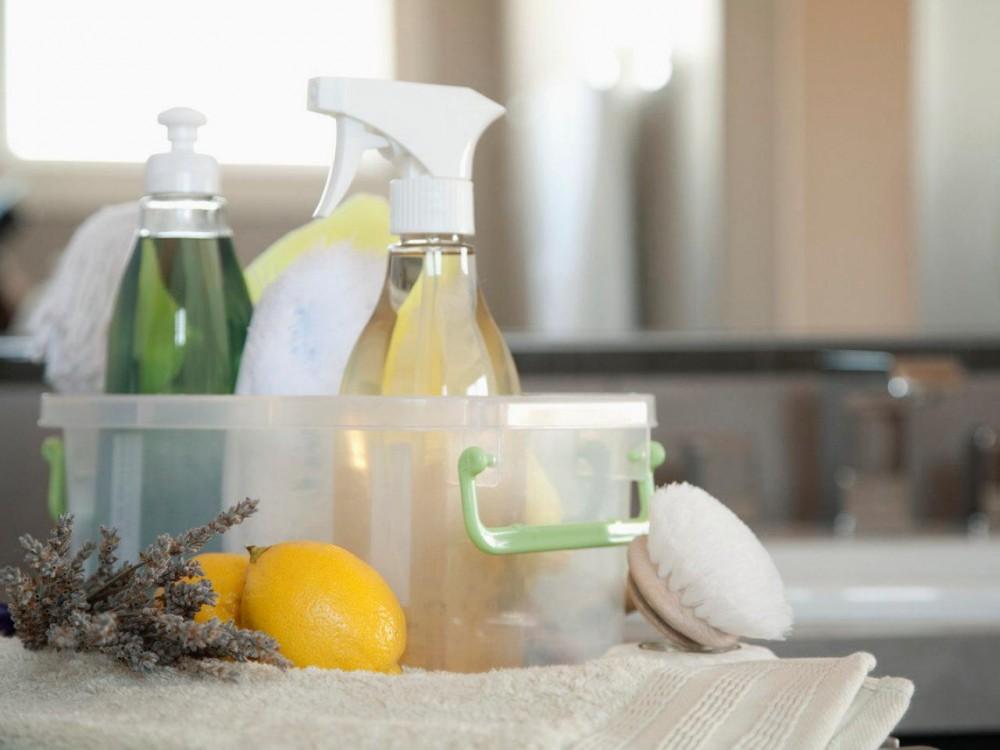 5 φυσικές συνταγές για πεντακάθαρο και λαμπερό σπίτι!!!