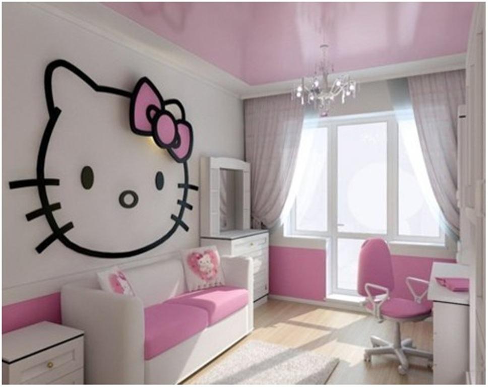 Τα ωραιότερα σαλονάκια για της Hello Kitty για τις μικρές σας πριγκιπισσες!