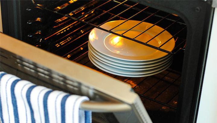 Διατηρήστε για περισσότερη ώρα ζεστό το φαγητό σας! Μάθετε το κόλπο!