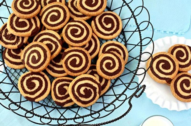 Μαμαδιστικα μπισκοτακια σοκολατας