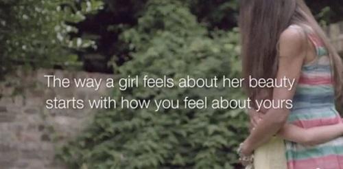 Δείτε πώς μπορεί μία μαμά να μεταφέρει τις ανασφάλειες της στην κόρη της! (βίντεο)