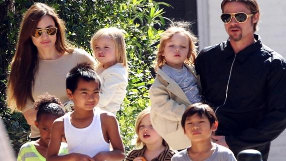 Τι δήλωση έκανε ο Brad Pitt για τα παιδιά του?