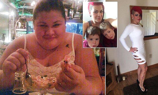 Η απόλυτη μεταμόρφωση: Έχασε 85 κιλά με γαστρικό μπαϊπάς και έγινε αγνώριστη!!! εικόνες