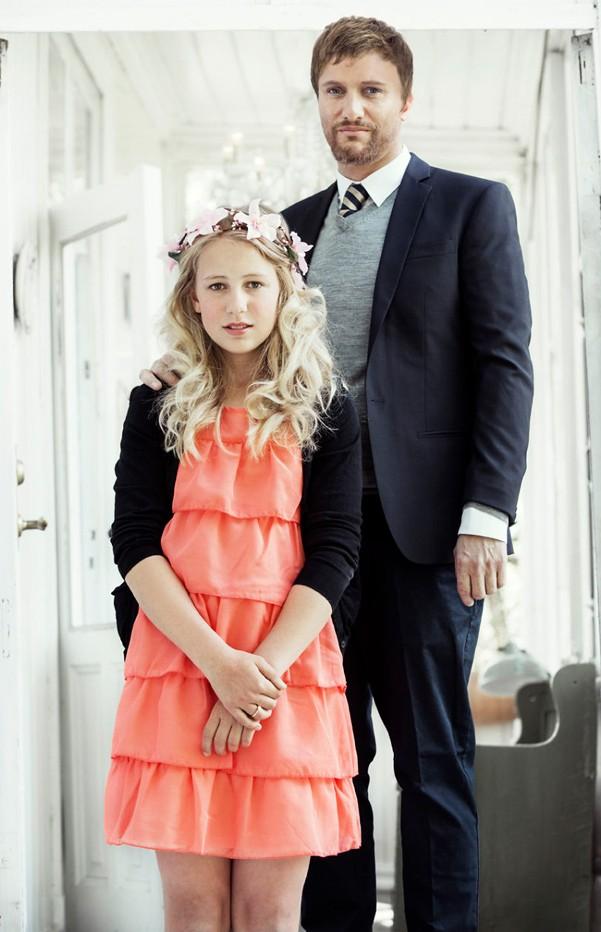 Φρίκη: Ο πρώτος παιδικός γάμος στη Νορβηγία!Η καμπανια που μας ταρακούνησε!