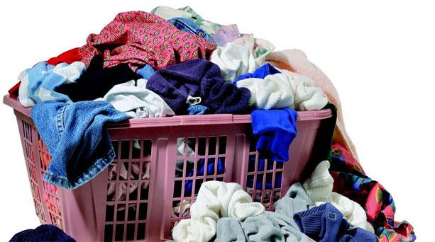 Βγάλτέ τη μούχλα από τα ρούχα σας