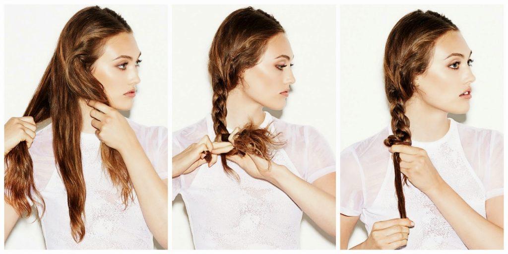 Έχεις bad hair day; Βήμα -Βήμα 3  Καταπληκτικά χτενίσματα που θα σε σώσουν !
