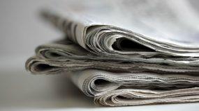 Που μπορείτε να χρησιμοποιησετε την εφημερίδα στο σπίτι εκτός από τα τζάμια?