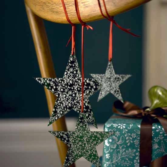 Στολίστε τις καρέκλες της τραπεζαρίας σας για τα Χριστουγεννα!Ιδεες που θα σας ξετρελανουν