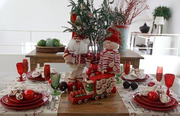 Ο πλήρης οδηγός για την διακόσμηση του Χριστουγεννιάτικου τραπεζιού σου