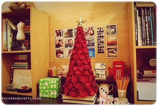 Εναλλακτικα Χριστουγεννιατικα δεντρα που θα σας ξετρελανουν