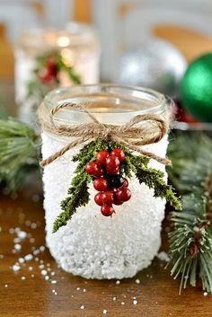 Iδέες-Χειροποίητες Κατασκευές για Χριστουγεννιάτικα BAZAAR