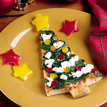 O Christmas Treat Pizza