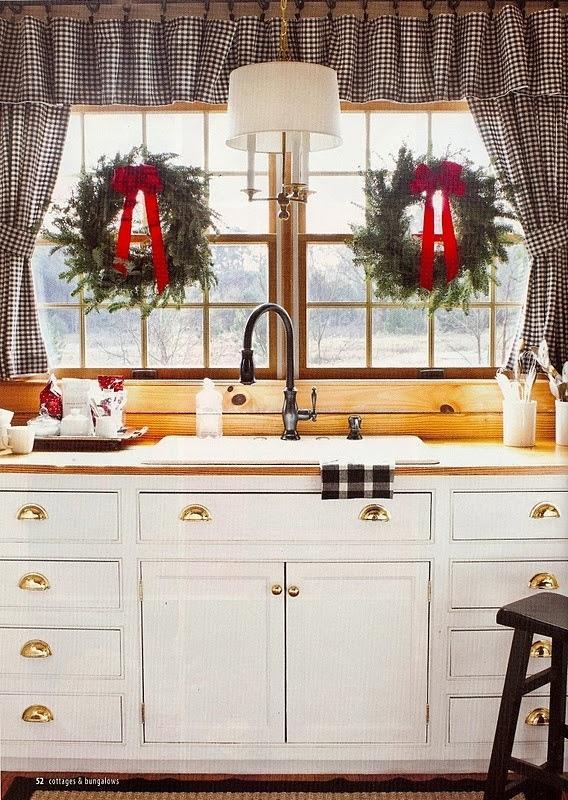 40 ιδεες Χριστουγεννιατικης διακοσμησης για τη κουζινα σας