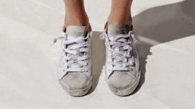 Πως θα καθαρισεις τα αθλητικα παπουτσια?