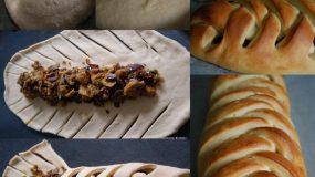 Γεμιστο ψωμι
