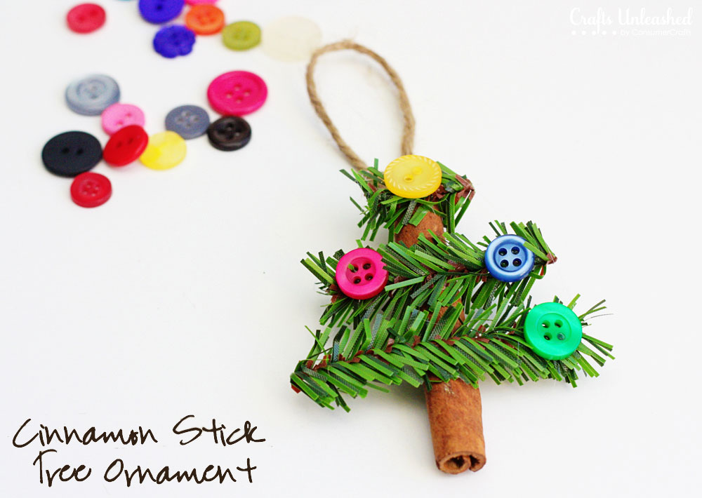 Cinnamon-Stick-Tree-Ornaments-Crafts-Unleashed