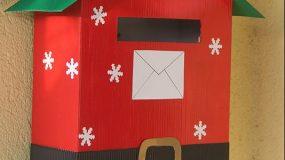 Φτιάξε το γραμματοκιβώτιο του Αη Βασίλη