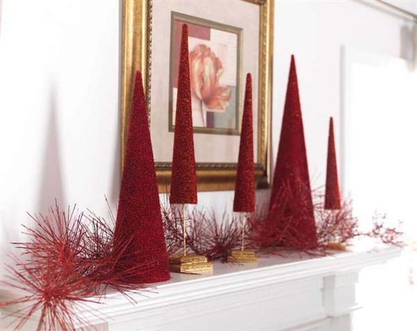 Red-Cone-Christmas-Tree-Fireplace-Mantel-Decor.jpg