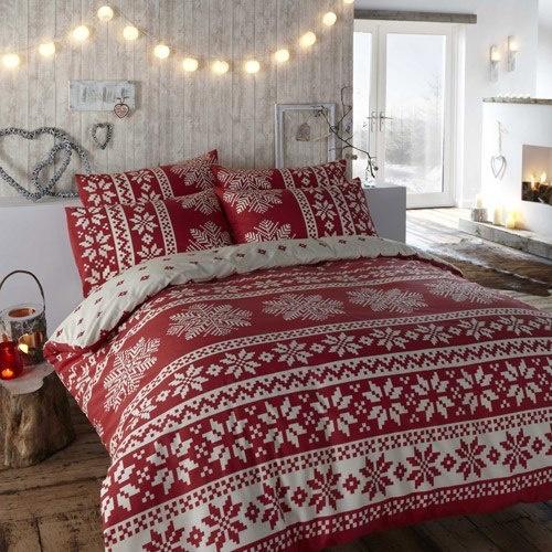 32 υπέροχες ιδεες για να διακοσμησετε Χριστουγεννιατικα τη κρεβατοκαμαρα σας!