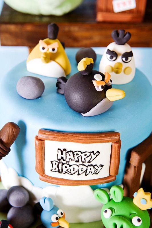 Παιδικό παρτυ angry birds!Και θα γινει της τρελης!!!