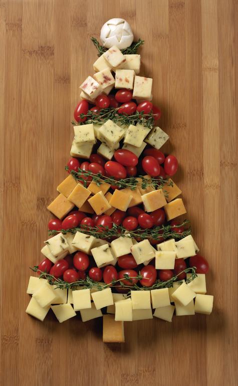 Εορταστική Tree Cheddar