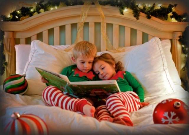 Προτάσεις για παιδικά Χριστουγεννιάτικα βιβλία
