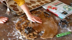 Gingerbread. Η Χριστουγεννιατικη ζυμη