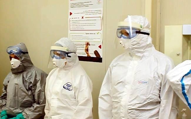 Σε συναγερμό το λιμάνι του Πειραιά για πιθανό κρούσμα Έμπολα