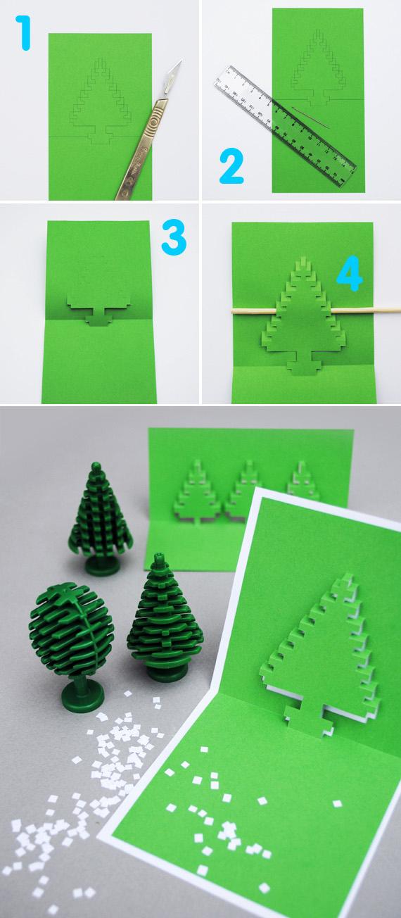Το Pixel Pop-Up Card