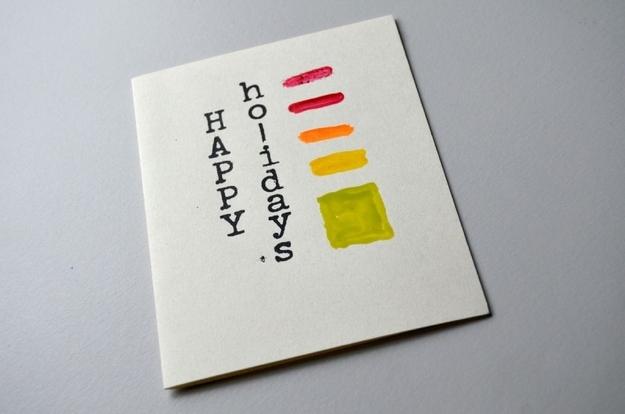Το πολύχρωμο Νυχιών Κάρτα