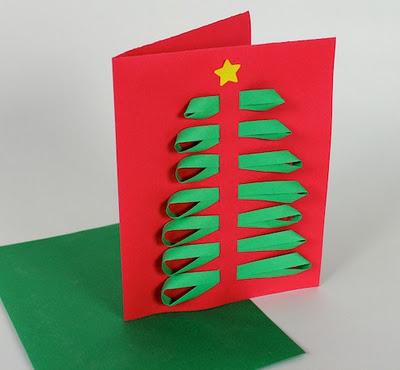 Ο βρόχος χαρτί καρτών
