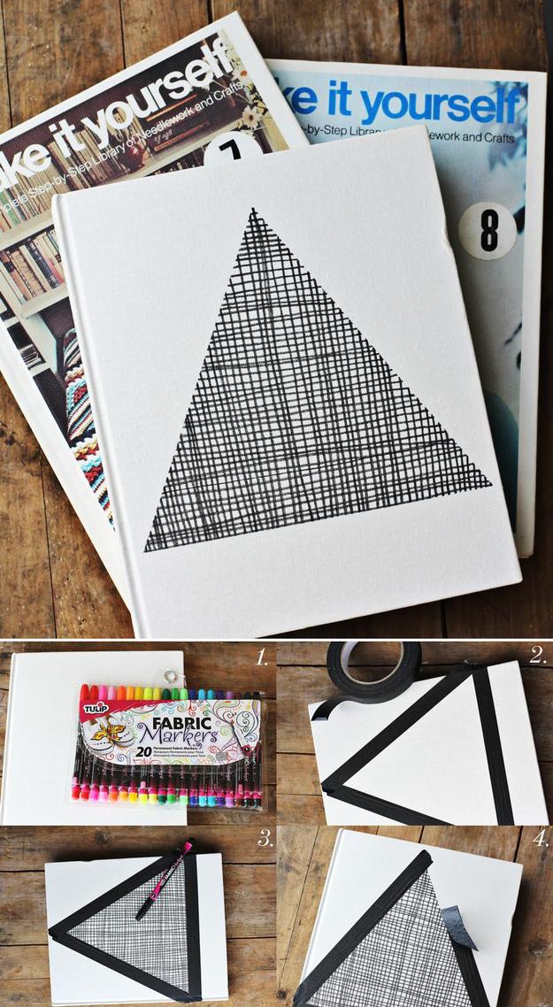 Το ύφασμα Pen Χριστουγεννιάτικη Κάρτα