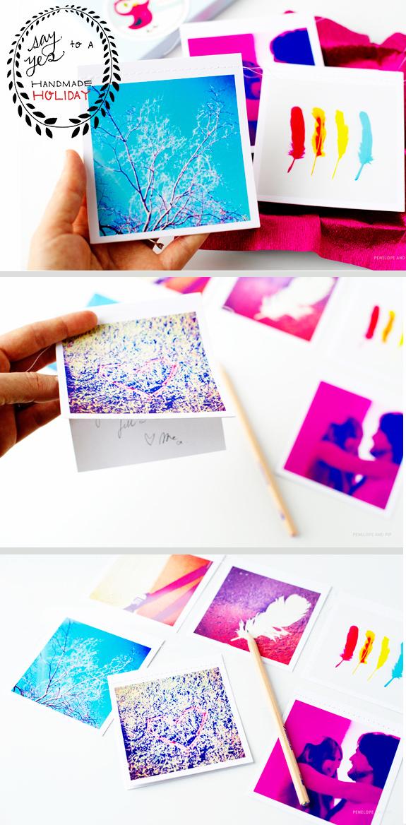 Instagram Φωτογραφία Κάρτες
