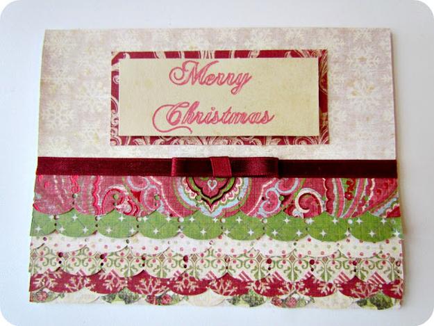 Η αναστατωμένα Χριστουγεννιάτικη Κάρτα