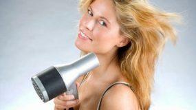 10 ασυνήθιστες χρήσεις για το πιστολάκι μαλλιών