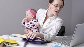 Η εργαζόμενη μητέρα σήμερα και ο ρόλος της