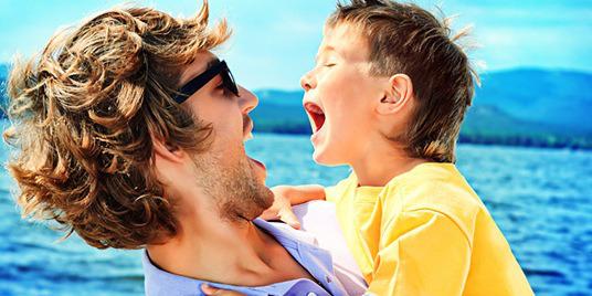 Ο ρόλος του πατέρα στην ψυχική ανάπτυξη των παιδιών