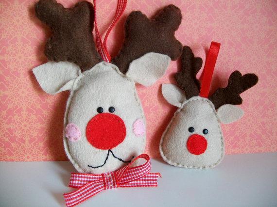 6ba11c99165 Φτιάξε μόνη σου Χριστουγεννιάτικα στολίδια από τσόχα - Daddy-Cool.gr