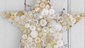 Απίθανες Χριστουγεννιάτικες ιδέες διακόσμησης με αστέρια