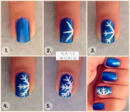 20 Χριστουγεννιάτικα σχέδια για τα νύχια σας (βήμα-βήμα)