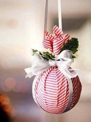 Πώς να ανανεώσετε εύκολα και φθηνά τα παλια χριστουγεννιάτικα στολίδια σας