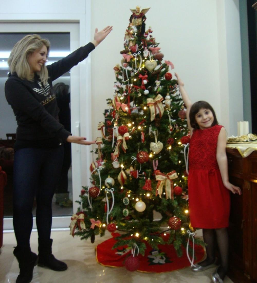 Tα πιο ωραία Χριστουγεννιάτικα ψώνια τα έκανα φέτος με τη κόρη μου!