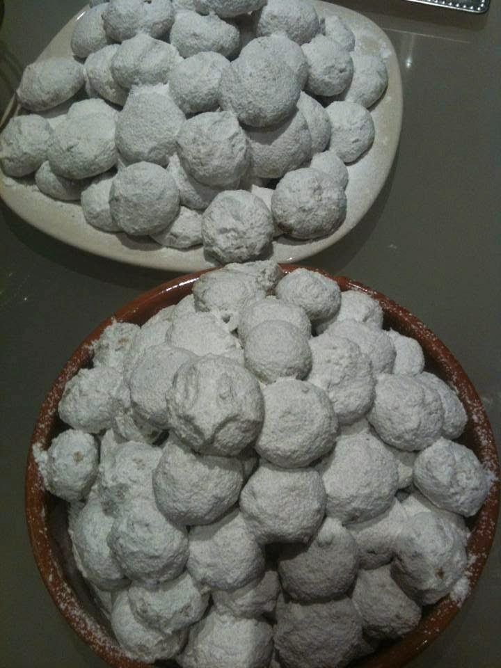 Οι καλύτερες συνταγές για Χριστουγεννιατικα γλυκά από τη Λιτσα Παπαντωνιου!