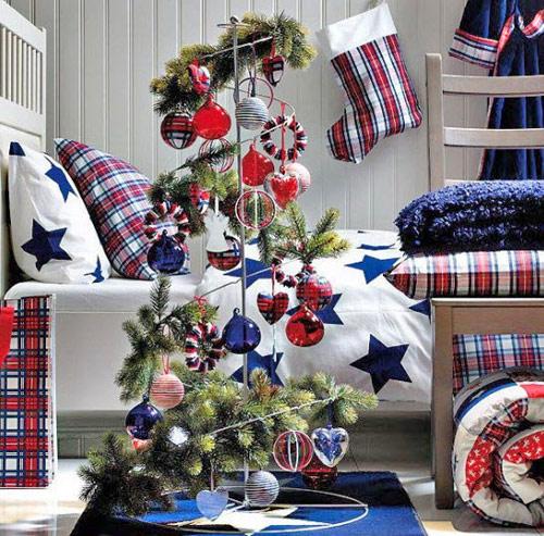 Ιδεες Χριστουγεννιατικης διακοσμησης για το παιδικο δωματιο!