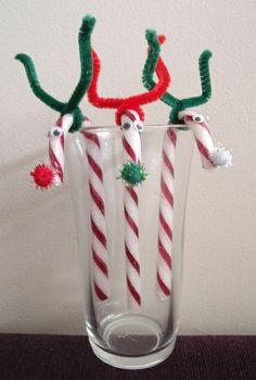 Δείτε τι μπορείτε να κάνετε με τα γλυφιτζούρια μπαστούνια! Απίστευτες και πανεύκολες ιδέες!