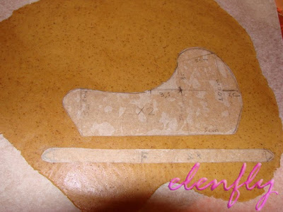 Φτιαξτε το πιο ομορφο ελκυθρο απο ζυμη μπισκοτων!Δειτε τη συνταγη βημα βημα