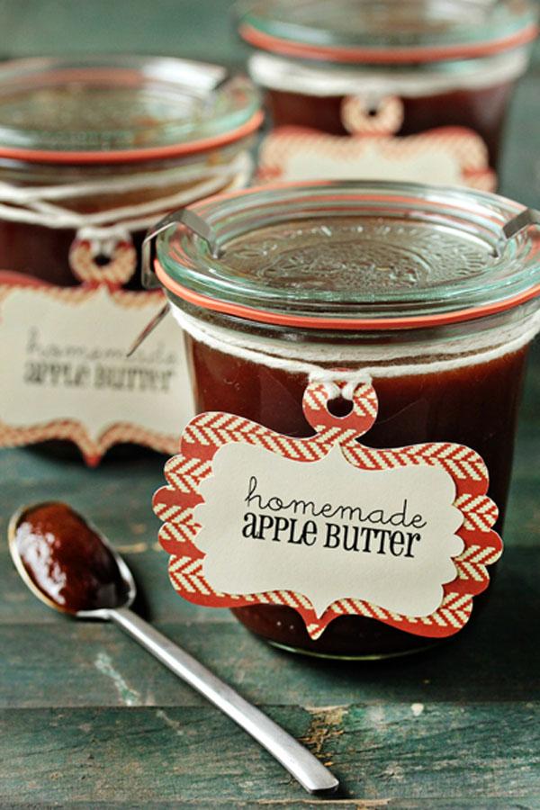 Σπιτική-Μήλο-Βούτυρο